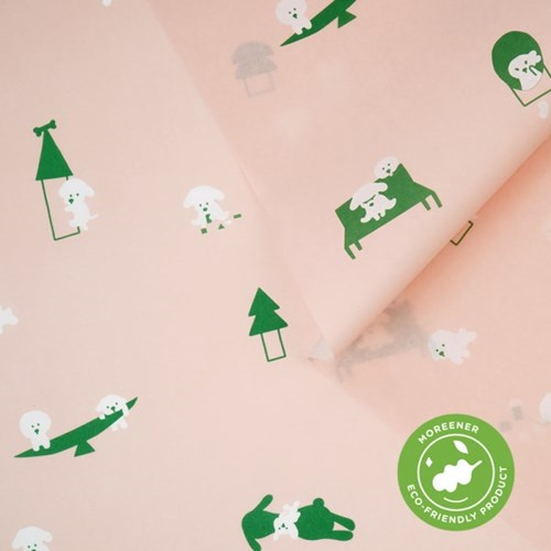 고급 친환경 포장지 마이베이비 (10장)