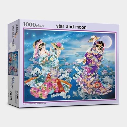 직소퍼즐 1000피스 별과달  PL1329
