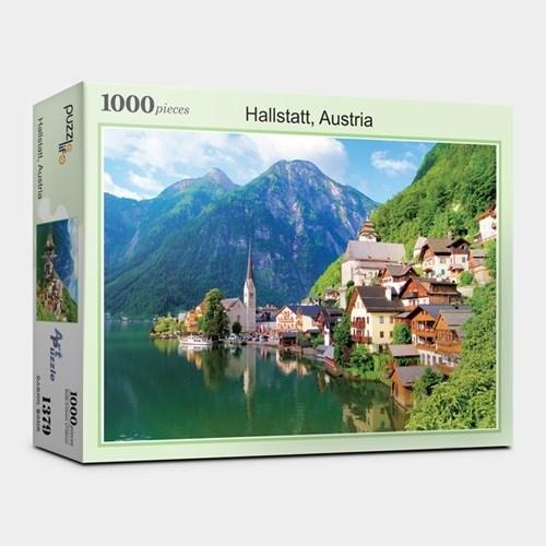 직소퍼즐1000피스 오스트리아, 할슈타트 PL1000-PL1379