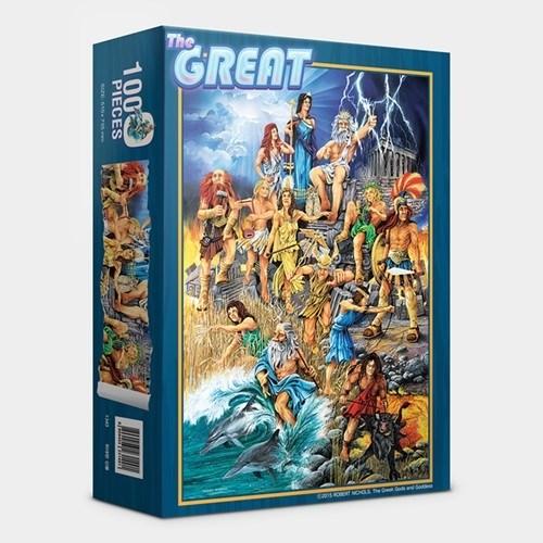 직소퍼즐 1000피스 위대한 신들 PL1343
