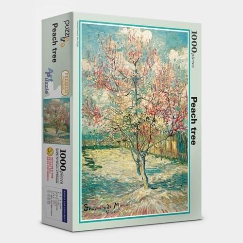 직소퍼즐 1000피스 복숭아 나무 PL1207