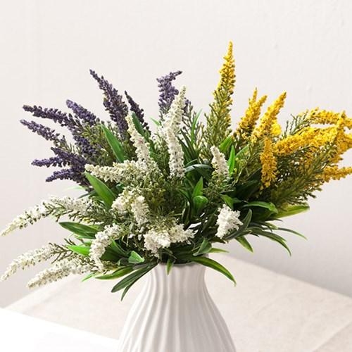 폼에리카부쉬 26cm  FAIAFT 조화 꽃 인테리어소품_(1461202)