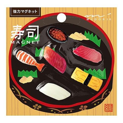 MINI MAGNET (6pcs) - 초밥