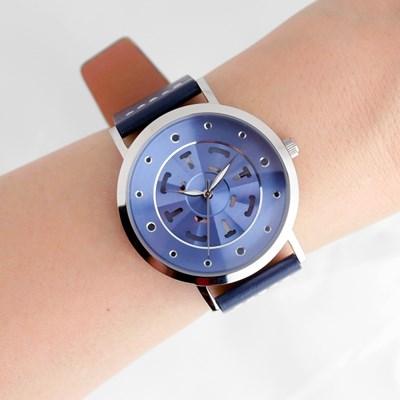 남성손목시계 가죽밴드 손목시계 패션시계 DS028