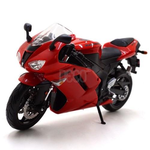 1:12 가와사키 닌자 ZX6R 오토바이 미니카