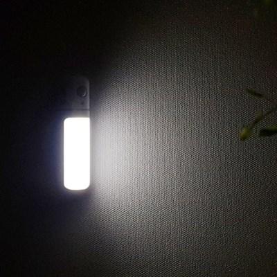 어반 LED 무선 하이브리드 센서등 S Mini (백색등)_(1391218)