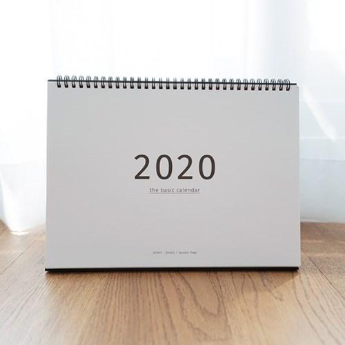 2020 더베이직 캘린더 XL