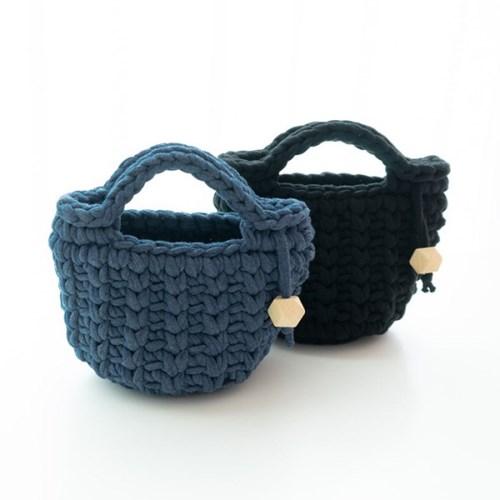 [DIY] 미스티코티타 미니토리토트백 Fabric yarn Mini T_(2780805)