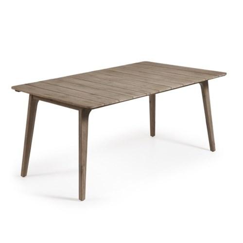 사니아 아웃도어 원목 테이블