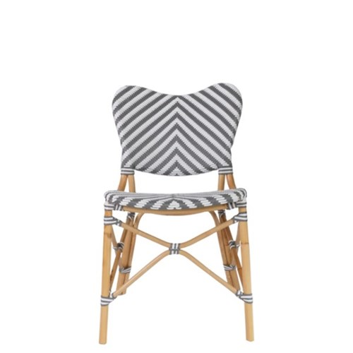 robin rattan side chair (로빈 라탄 사이드체어)