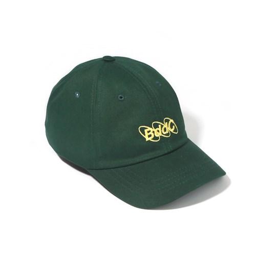 BDDC CURVED CAP-GREEN
