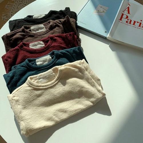 아) 데일리 아동 티셔츠