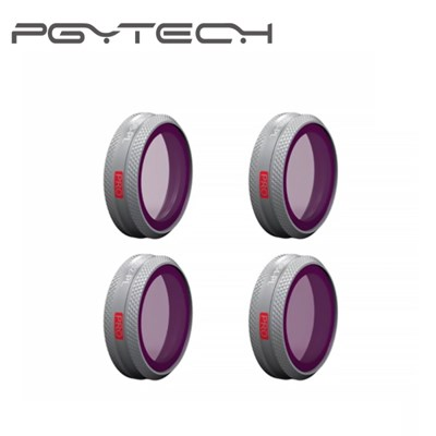 PGYTECH 매빅2 ZOOM ND-CPL 8/16/32/64 필터 P-HA-043