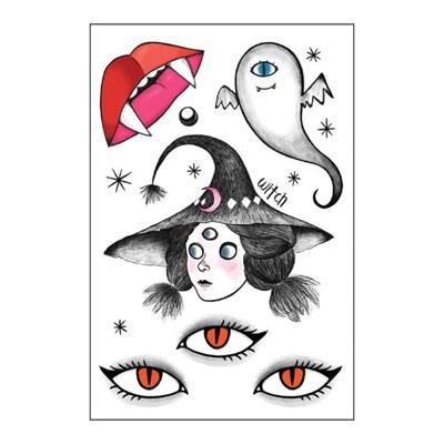 [배블링] T.A-057-할로윈 마녀의 눈