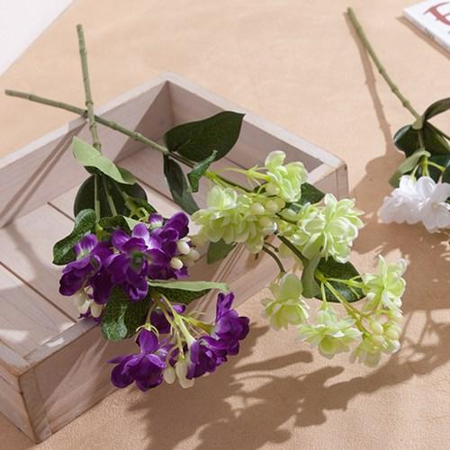 오스테리큠가지 (3색상) FAIAFT 조화 꽃 인테리어소품_(1511175)
