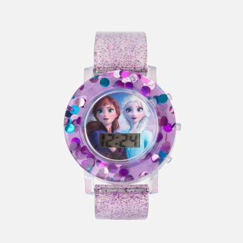 겨울왕국2 키즈 손목시계 (젤리 퍼플)