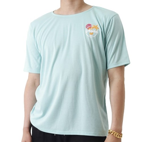 Aloha Hawaii Summer Short Sleeve T (MINT)_(1410705)