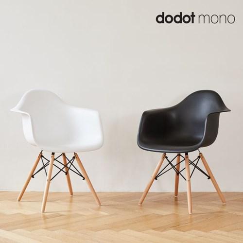 [두닷모노] 로지 디자인 체어 (3 colors)