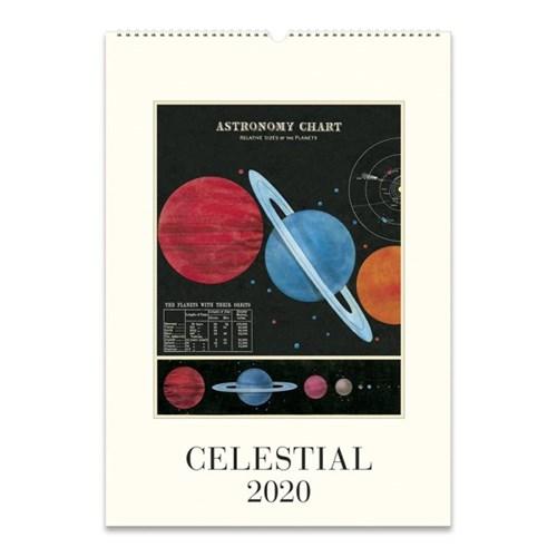 2020 카발리니 캘린더 Celestial