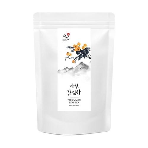 [해밀] 국내산 전통 아침에 감잎차 25개입 x 3팩_(1401109)