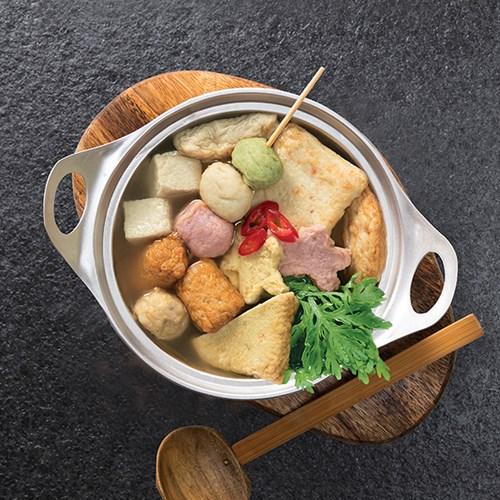 맛있는 가마보꼬 어묵이 듬뿍 담백한 샌디밥 어묵탕