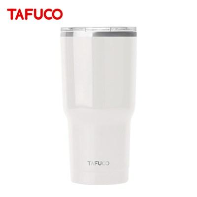 타푸코 세라믹코팅 대용량 텀블러 800ml 화이트