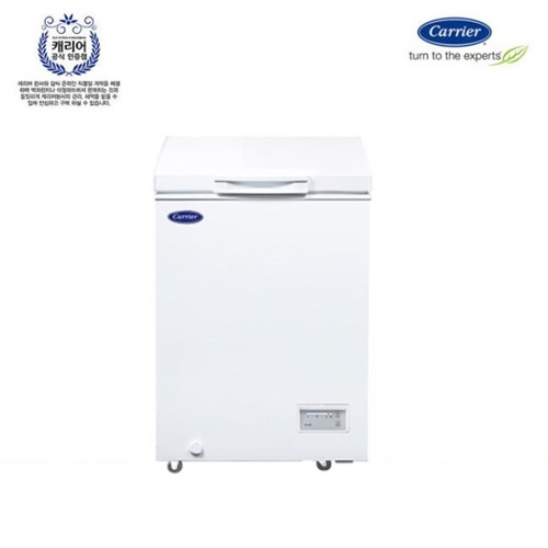 캐리어 냉동고 CSBH-D100WO (화이트) 100ℓ 무료배송