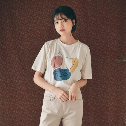 르네 티셔츠