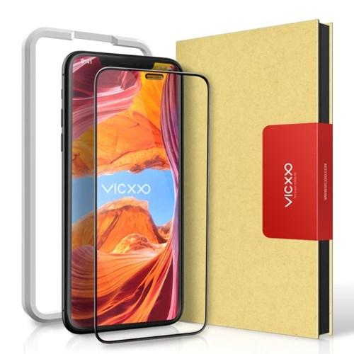 아이폰11 프로 2.5DX 풀커버 강화유리 액정보호 필름