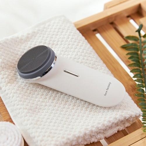 진동 클렌저 미세먼지 모공브러쉬 페이스팩토리 울트라딥
