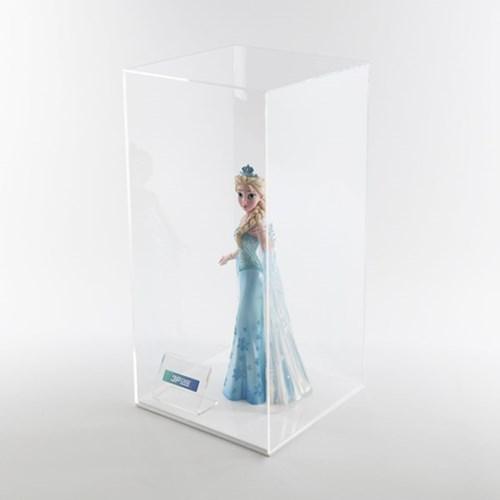 겨울왕국 디즈니 피규어용 아크릴 케이스 v150ws