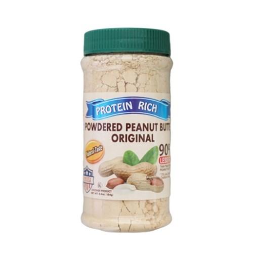 프로틴리치 단백질이 풍부한 땅콩버터 파우더 184g_(877995)