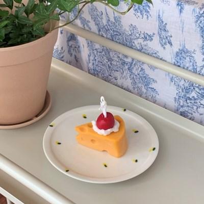체리 조각 케이크 캔들 2color 4scent