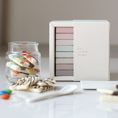 디비디 바크 초콜릿 박스 - Tiny