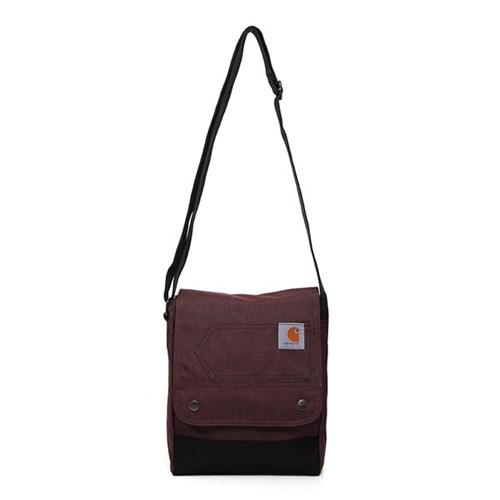 칼하트 131221 와인 Carry All 레거시 바디 크로스백_(1197427)