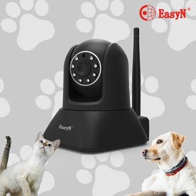 EasyCAM 200만화소 Full HD 반려동물 IP카메라 가정용 홈 CCTV