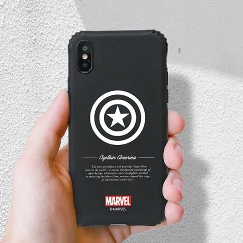 마블 블랙에디션 블랙아머 쿠션젤리 아이폰11 외 다기종