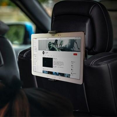 차량용 뒷좌석 헤드레스트 태블릿 거치대 SMHD1