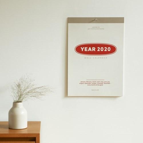 2020 월 캘린더