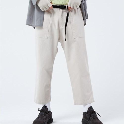 FATIGUE EASY CHINO PANTS (OATMEAL)_(401030281)