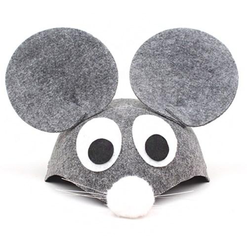 아동 동물모자 (생쥐)