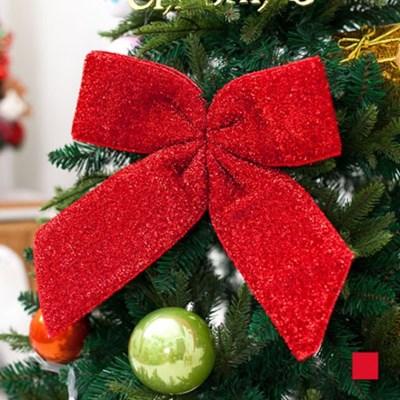 펀리본 30cm l 트리 크리스마스 리본 장식 TRMBLS_(1574290)
