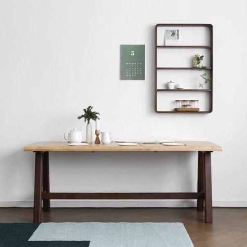 [오크] M1형 식탁/테이블 투톤컬러_(1405307)
