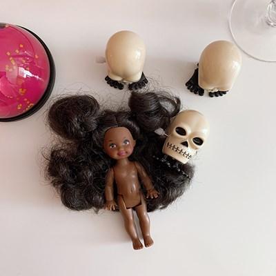 Skull Wind-up Toy 해골태엽토이