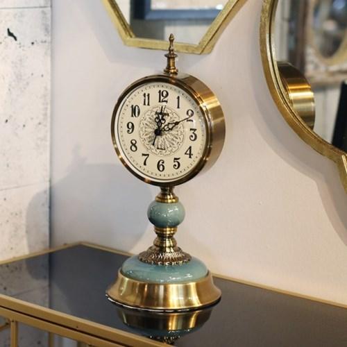 클래식 탁상 시계 A