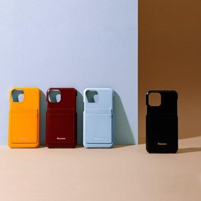 [뉴컬러추가]FENNEC LEATHER iPHONE 11PRO CARD CASE (6COLOR)