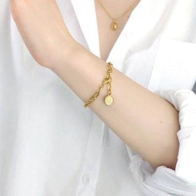 (92.5 silver) vintage coin bracelet