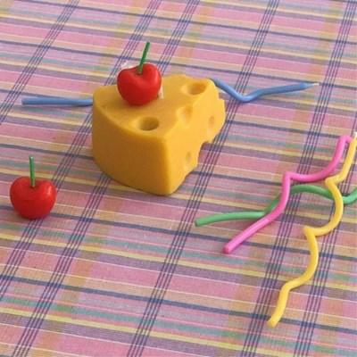 치즈 캔들 2size 4scent