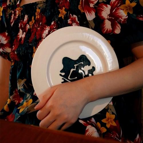 Mama (wd) _ flat shell plate
