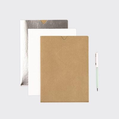 V Folder A5